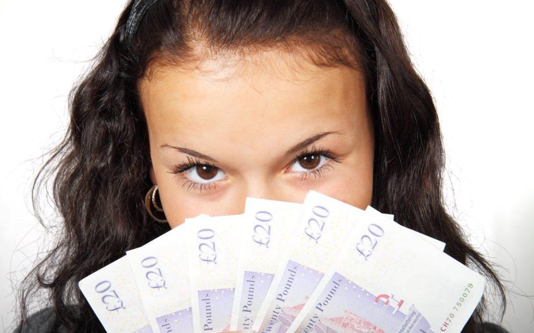 Let's talk about your money