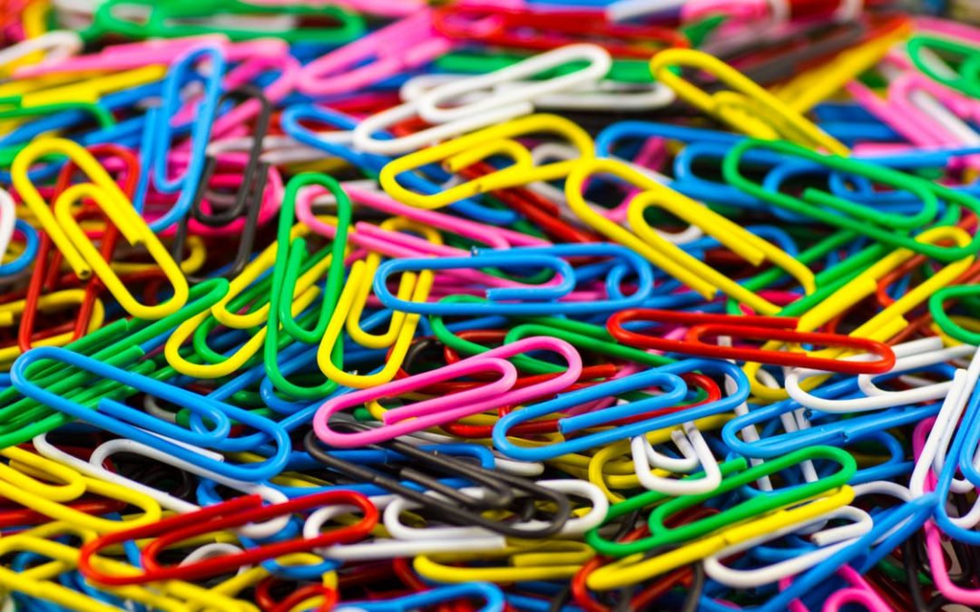 Why you need more paperclips