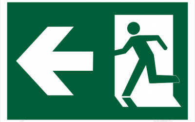 Looking for the exit?