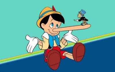 Do you ever lie?