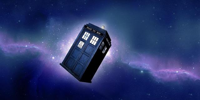 Why I'm like Dr Who