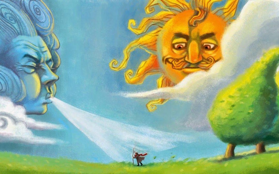 Sun vs Wind