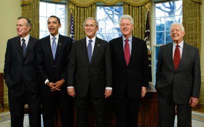 Mr President is always Mr President