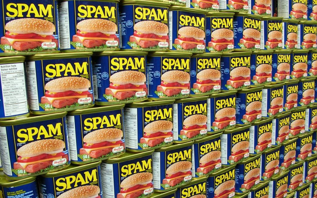 Why I don't hate spam