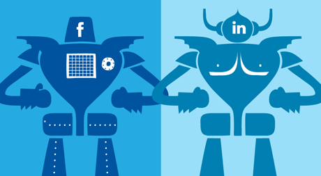 Which is better – LinkedIn or Facebook?