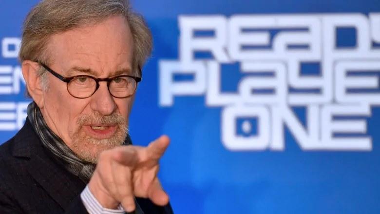 Spielberg's address book?