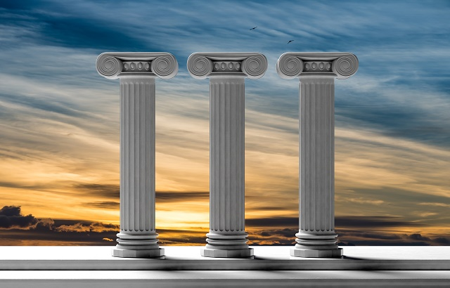 The Three Pillars